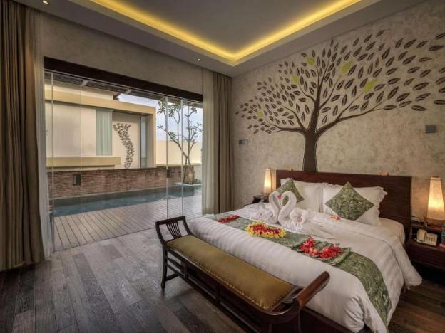Luxury Taste Pool Villa 1BR - Breakfast
