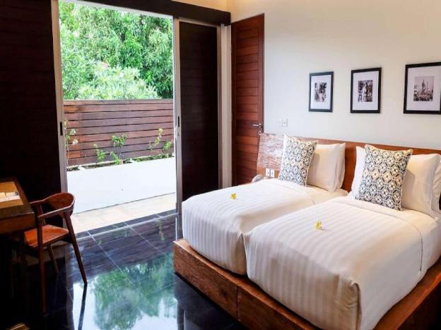 2BR Villa with Private Pool - Breakfast