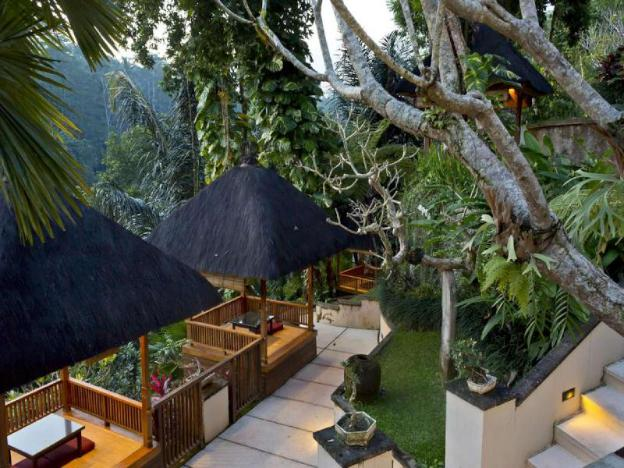 1 BR Natural Jungle View Villa - Breakfast