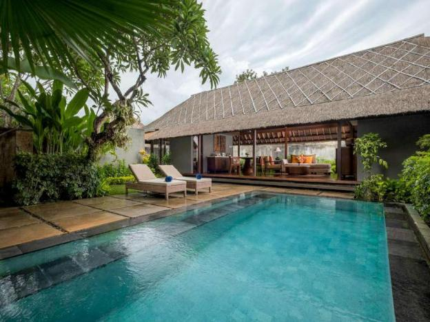 3BR Luxury Pool View Villa+Bfast+kitchen+Hot'tub