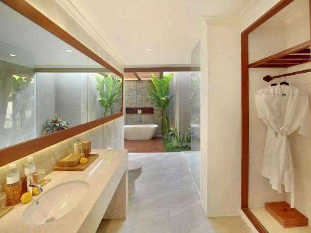 2 BR Tranquil Private Pool Villa+Breakfast+Kitchen
