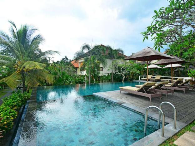 2 BR Luxury Private Pool Villa+Bfast@Monkey Forest