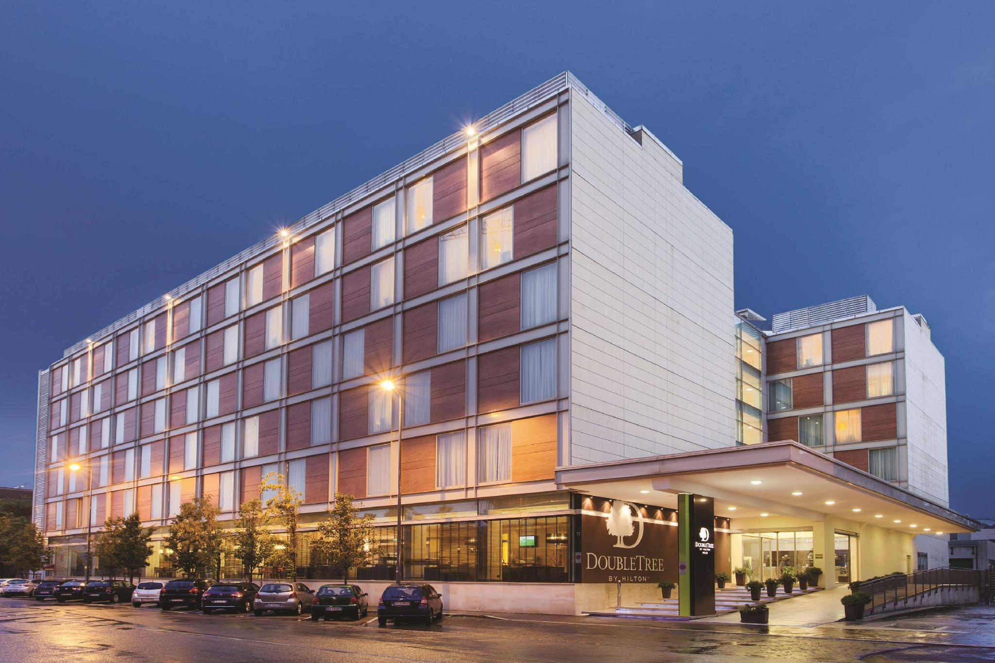 Doubletree By Hilton Milan Hotel
