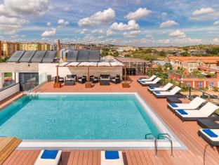 H10 Roma Citta Hotel Rome - Swimming Pool