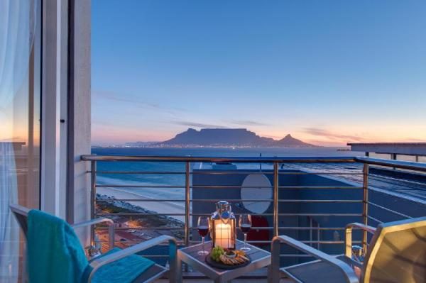 Penthouse on Beach Cape Town