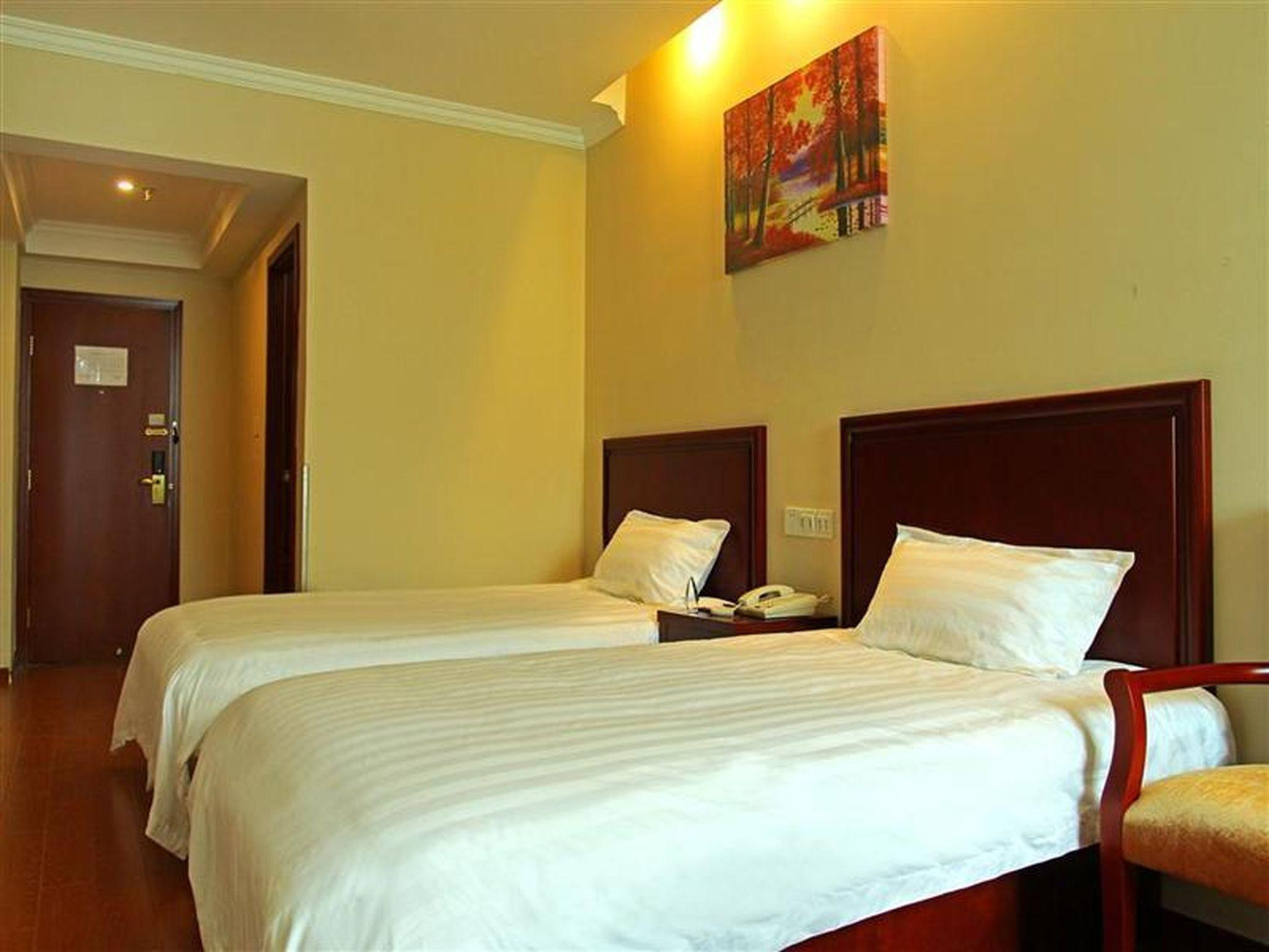GreenTree Inn Nanjing Dachang Getang Metro Station Express Hotel