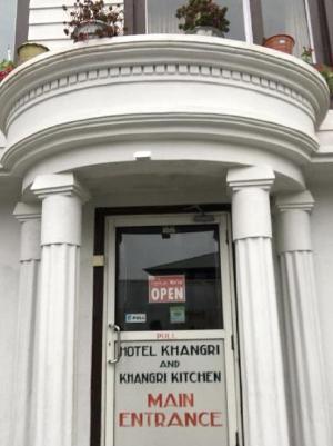 Hotel Khangri - Namche