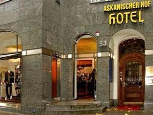 Askanischer Hof Berlin - Hotel z zewnątrz