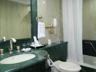 โรงแรมราจ พาร์ค เจนไน - ห้องน้ำ