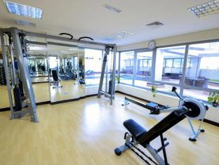 Grand Midwest Tower Hotel Apartments Dubai - Fitness Room