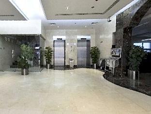 Rose Garden Hotel Apartments Al Barsha Dubai - Corridor
