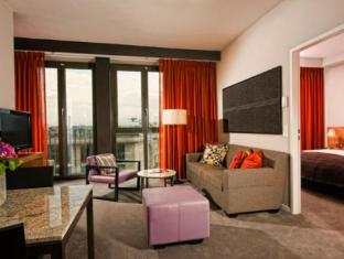 Adina Apartment Hotel Frankfurt Neue Oper Frankfurt am Main - Gastenkamer