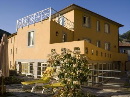 Hotel And Terme Bagni Di Lucca