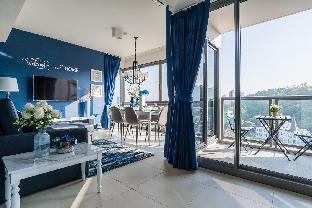 [パタヤ南部]一軒家(60m2)| 2ベッドルーム/2バスルーム Great Castle View Elegant Condo Pattaya 60 Sq.m.