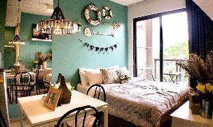 [パタヤ南部]一軒家(35m2)| 1ベッドルーム/1バスルーム Double Bed Costal Mint Luxury 4PAX 10min Balihai