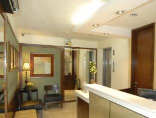 Lemon Tree Inn Manila - Reception Area