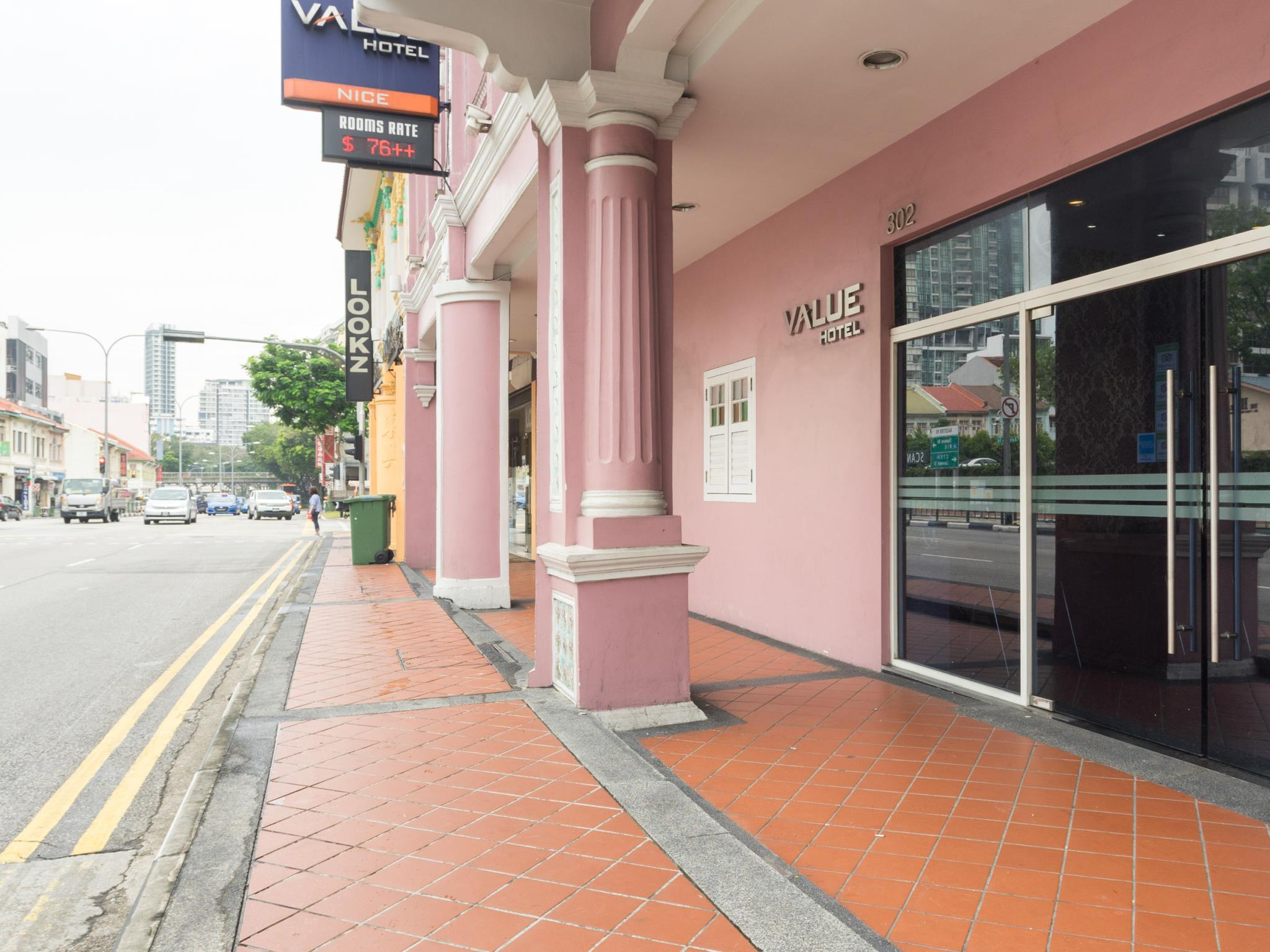 Value Hotel Nice (SG Clean Certified)