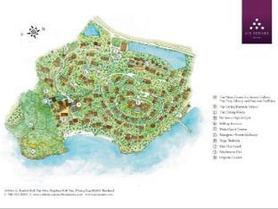 Six Senses Yao Noi Phuket - Pohjapiirrokset