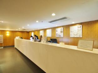 카리타스 오스월드 장 인터내셔널 하우스 홍콩 - 리셉션