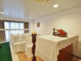 카리타스 오스월드 장 인터내셔널 하우스 홍콩 - 호텔 인테리어