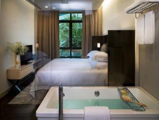 Fraser Suites Singapore Singapura - Kamar Tidur