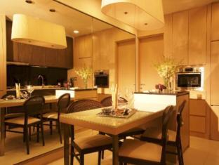 Fraser Suites Singapore Singapūras - Svečių kambarys