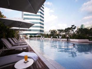 Fraser Suites Singapore Singapura - Kolam renang