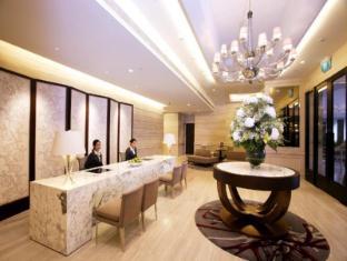 Fraser Suites Singapore Singapura - Resepsionis