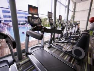 Fraser Suites Singapore Singapura - Ruangan Fitness