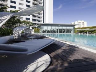 Fraser Suites Singapore Singapūras - Baseinas