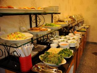 兰兰1酒店 胡志明市 - 餐厅