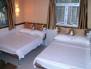 Comfort Lodge Hong Kong - Quad Room - 2 double beds