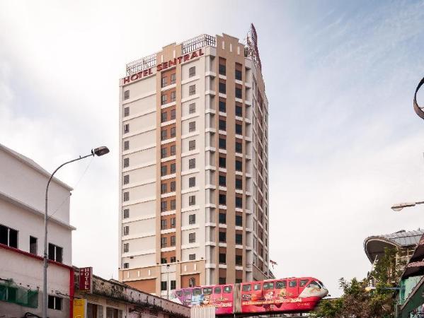 Hotel Sentral KL @ KL Sentral Station Kuala Lumpur