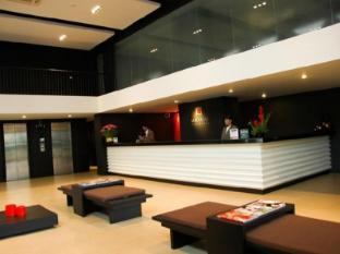 曼谷美麗華飯店 曼谷 - 客房