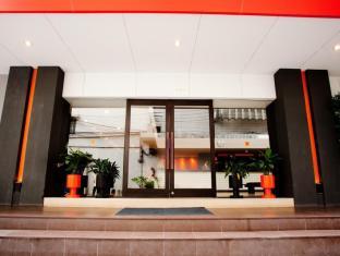 曼谷美麗華飯店 曼谷 - 入口