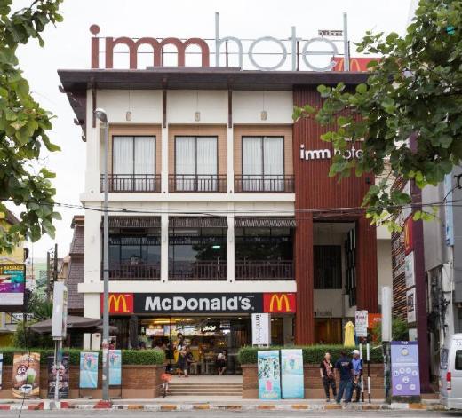 Imm Thaphae Chiang Mai Hotel
