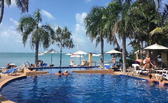 โรงแรมสมุย เมอร์เมด – Samui Mermaid Hotel