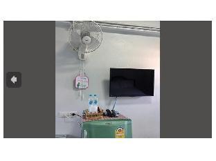 [市内中心地]アパートメント(30m2)| 1ベッドルーム/1バスルーム srisawat court 11
