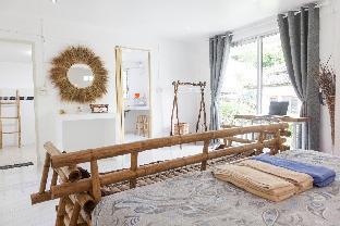 [ウォックトゥム]一軒家(50m2)| 1ベッドルーム/1バスルーム Archie Village House 2.1 Garden View