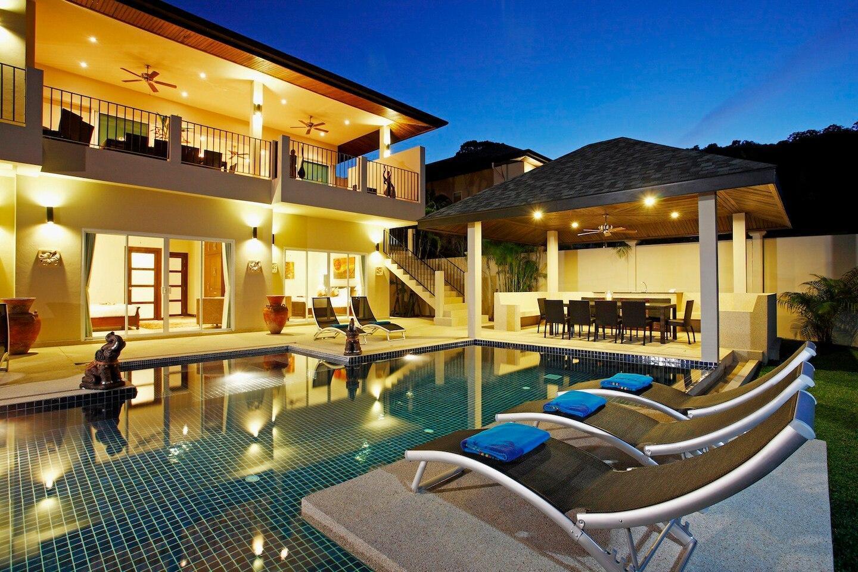Nai Harn Beach Phuket 7 Bedroom Pool Villa