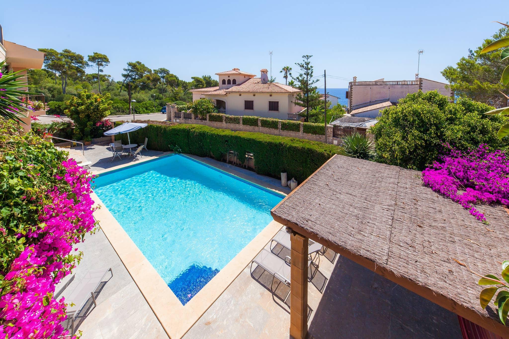 Chalet Cala Murta 20metres from the sea