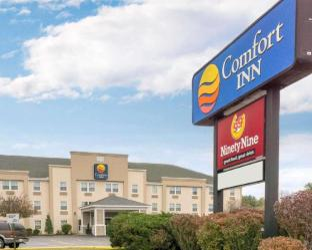 Comfort Inn Civic Center Augusta (ME) Maine United States