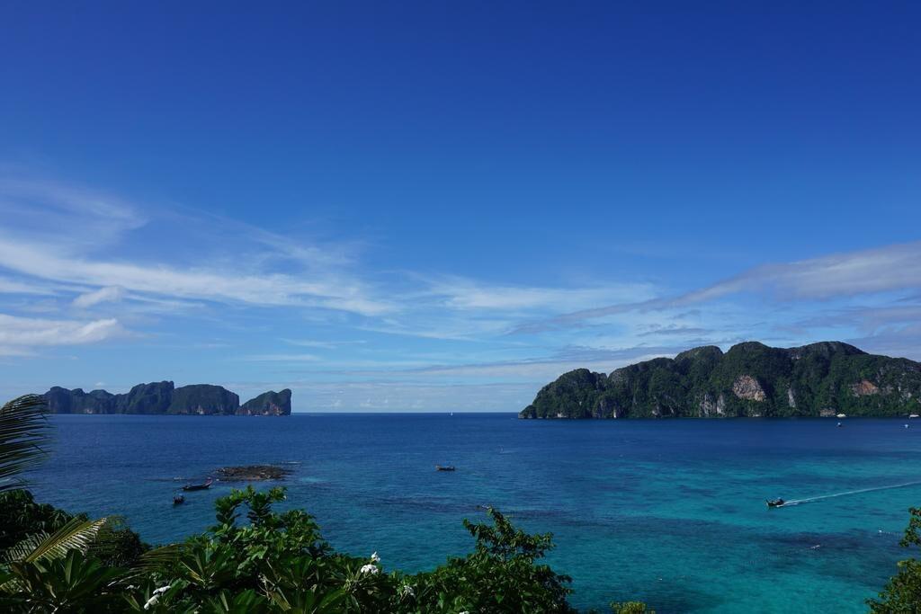 Phi Phi Island West Seaview