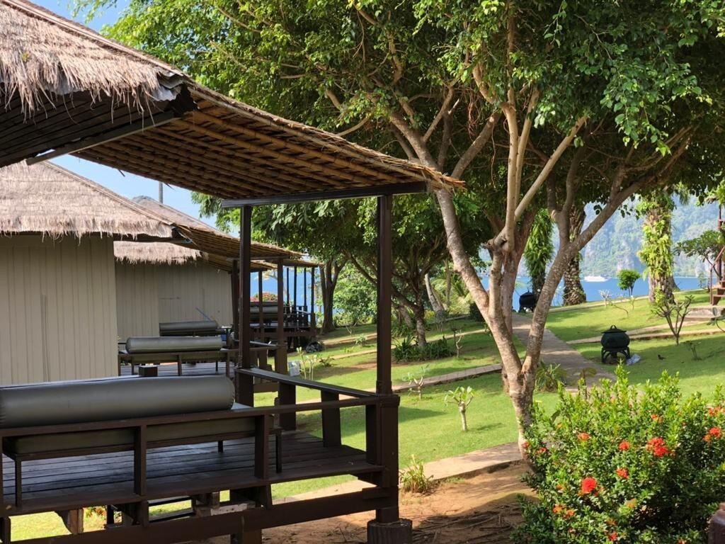 Phi Phi Island Garden view