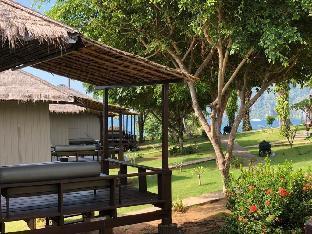 [ロングビーチ]スタジオ バンガロー(40 m2)/1バスルーム Phi Phi Island Garden view