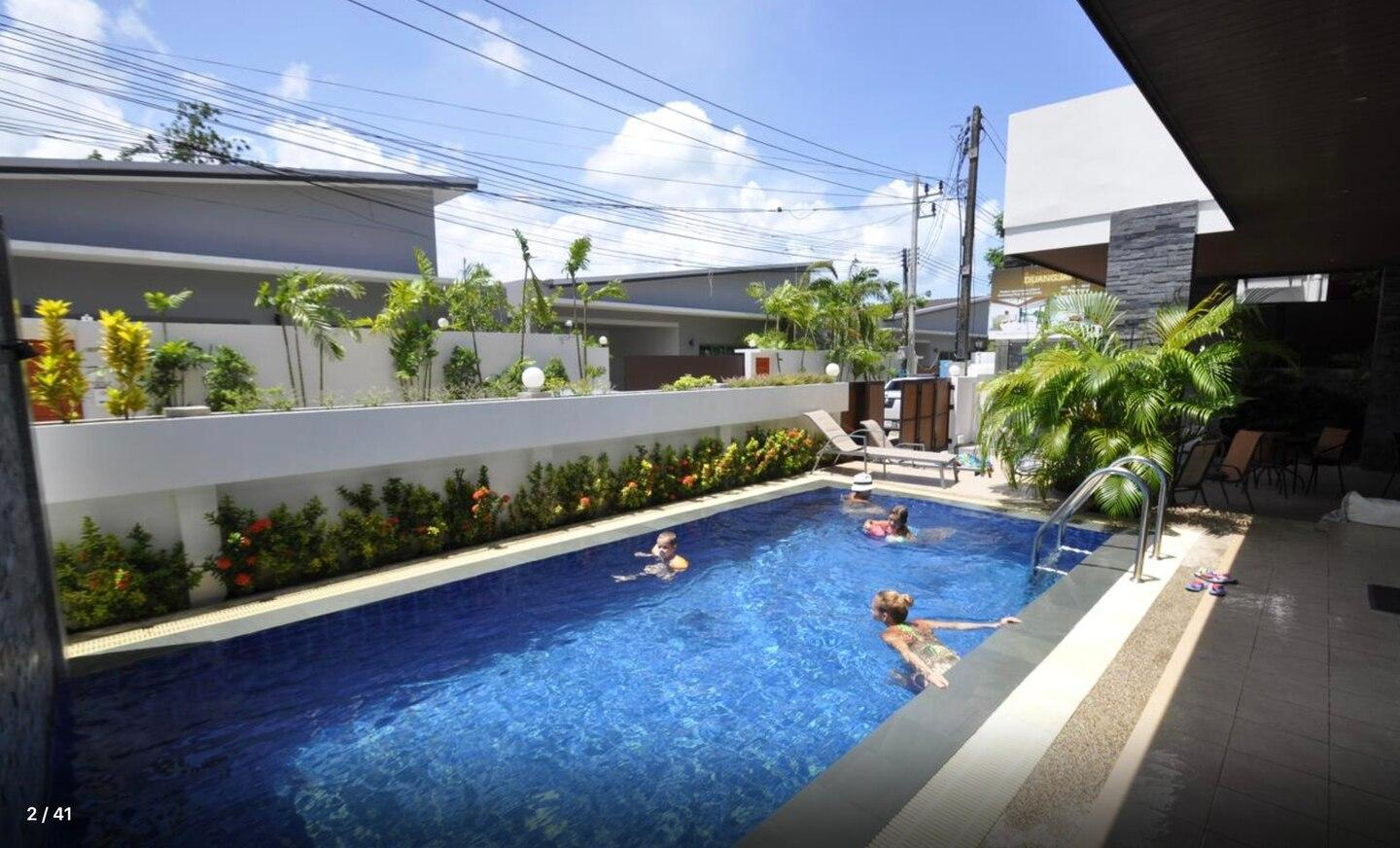 Rawai Deluxe Pool Access Apartment