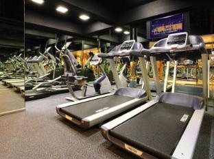 Metropark Hotel Wanchai Hong Kong Hong Kong - Gym
