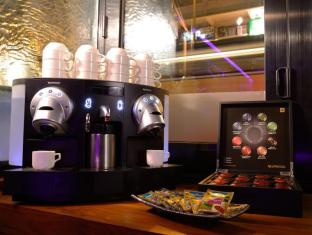 Metropark Hotel Wanchai Hong Kong Hongkong - Kaffebar/Café