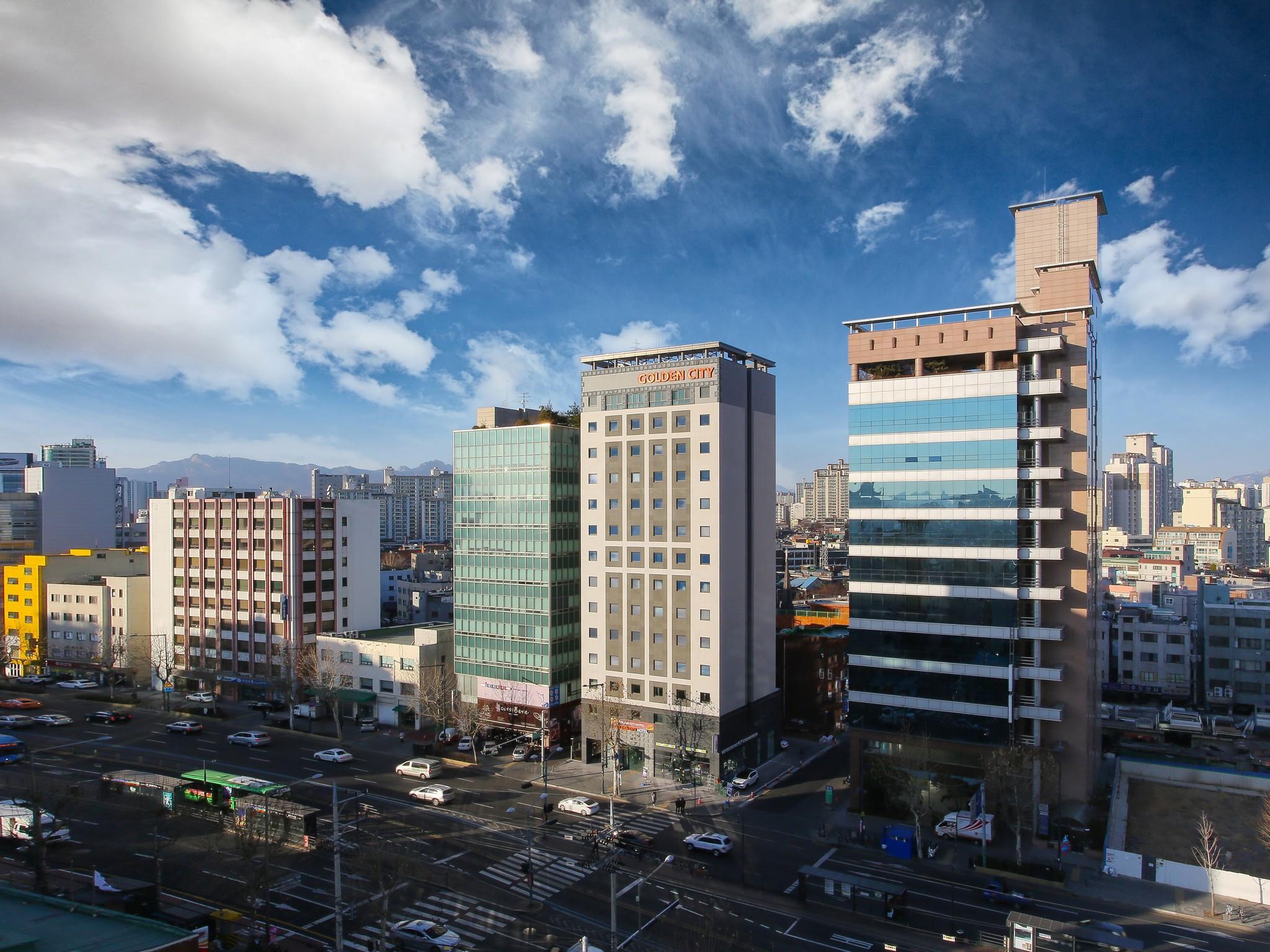 Dongdaemun Golden City Hotel