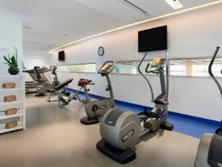 凱賓斯基亞喀巴飯店 亞喀巴 - 健身房